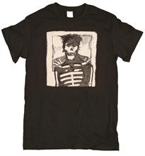 Am I Crimson - Screen Printed T Shirt The Misfits Danzig Samhain Horror