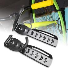 Bicycle wall hook riding supplies mountain bike steel frame rust-proof parking frame bicycle shop display coupler frame celt radium chrome steel mountain bike frame italian steel imports renault steel mountain bike frame