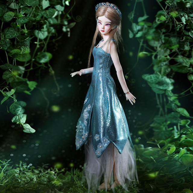 Shuga Fairy Tate 1/6 BJD Doll Resin Toys for Kids Surprise Gift for Girls Birthday Doll  Accessories YOSD Tiny Cute Toy 2