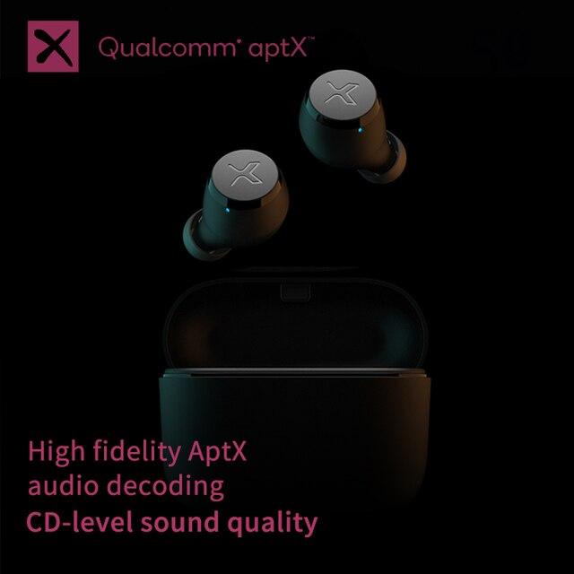EDIFIER X3 TWS bezprzewodowe słuchawki Bluetooth bluetooth 5.0 asystent głosowy sterowanie dotykowe asystent głosowy do 24 godzin odtwarzania