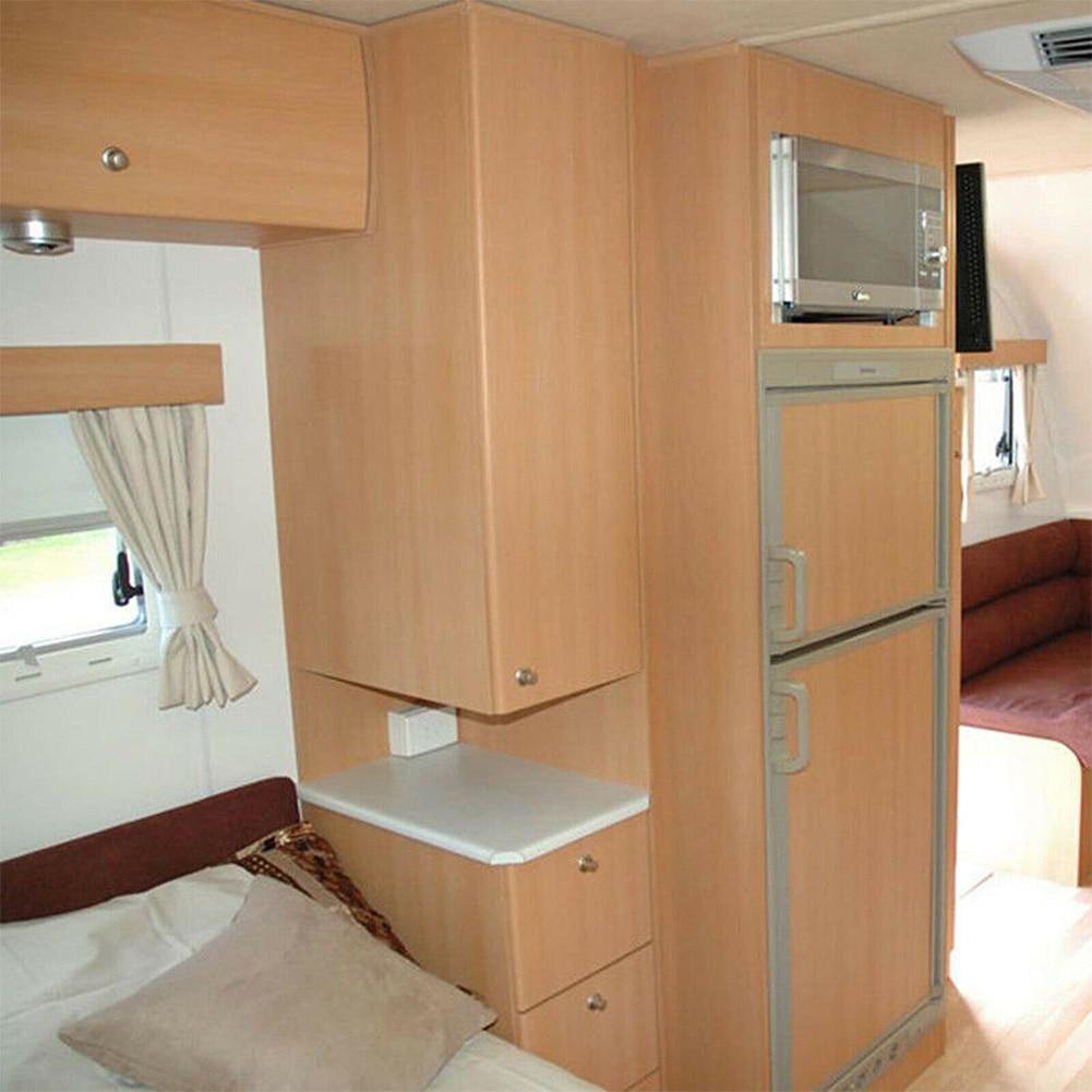 Hot RV Furniture Boat Yachts Motorhome Catch For Caravan Knob Cabinet Drawer Latch Push Button Lock Desk Handle Cupboard Door Ca