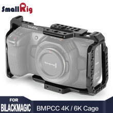Smallrig BMPCC 4K Kandang DSLR Kamera Blackmagic Saku 4 K/6 K untuk Blackmagic Pocket Cinema Camera 4 K/6 K BMPCC 4K 2203(China)
