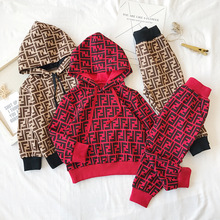 Children Clothing 2019 Autumn Winter  Set 2pcs Outfit Kids boys Clothes Sport Suit For Girl Clothing Sets 3 4 5 6 7 8 9 Year girls sport jacket suit winter autumn fall outfit jersey suit costumes teens jacket for kids age 4 5 6 7 8 9 10 11 12t years old
