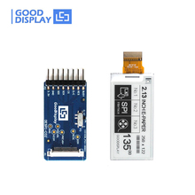 2.13 Inch Small E Ink Module DESPI-C02 Epaper HAT 250x122 Electronic Paper Display