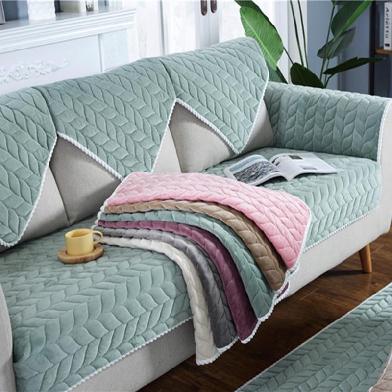 Утолщенная Полиэфирная/хлопковая Крышка для дивана эластичная грязеотталкивающая Защитная Подушка для домашнего животного Собаки Коврик для дивана многофункциональный чехол для дивана|Чехлы для диванов| | АлиЭкспресс