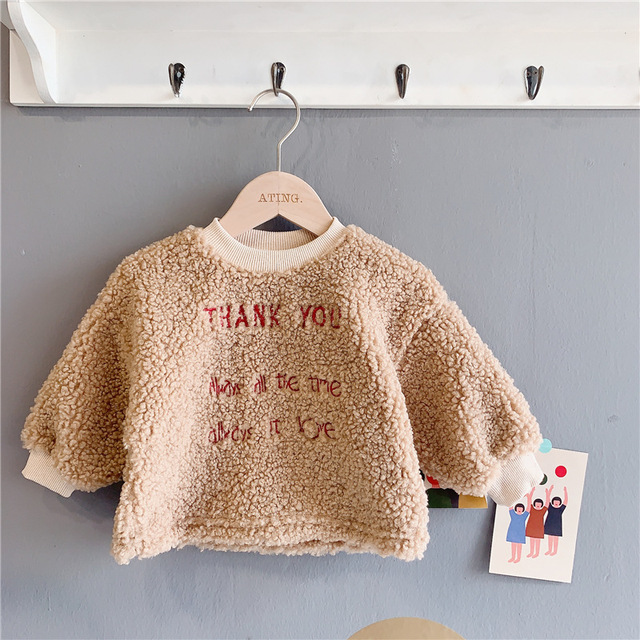 Hoodies Baby Clothes Autumn...