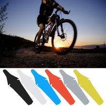 цена на 5PCS  Fender Mountain Bike Fender Mud Guard Wing Plastic Cycling Saddle Fender Removable Parts