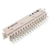 2Pcs Neuf Haute Qualité 2.54 mm pitch 40 pin Ronde Dip Wire Wrap IC Socket