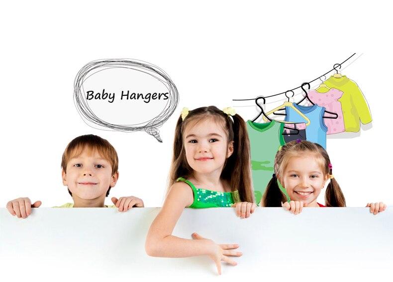 10 Pcs Wooden Pants Coat Hanger Kids Hangers Kledinghangers Baby Children Adult Clothes Suit Organizer Display Hangers
