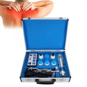 Image 2 - الجسم الاسترخاء 19ED الكهرومغناطيسية خارج الجسم صدمة موجة العلاج آلة لتخفيف الآلام مدلك تدليك الاسترخاء