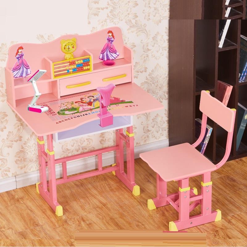And Chair Baby Pupitre Children Avec Chaise Escritorio Mesinha Adjustable Mesa Infantil Kinder Bureau Enfant Kids Study Table
