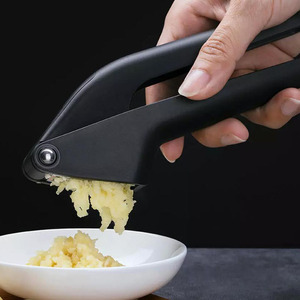Image 5 - HUOHOU מטבח שום פרסר מדריך שום מגרסה Micer חותך לסחוט כלי כלי פירות וירקות מטבח כלי