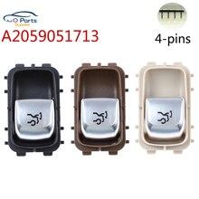 Boot-Lock Release-Switch W253-Driver W205 Mercedes-Benz Orange-Light A2059051713 YAOPEI
