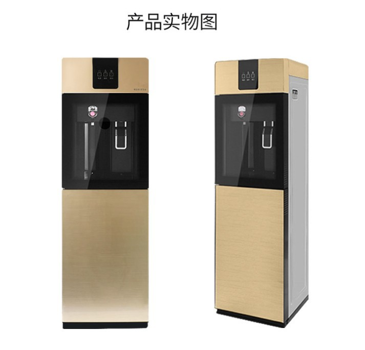 Vertical Floor Icy Hot Type Electric Water Dispenser RO Reverse Osmosis Water Filter Purifier Commercial Direct Drinking Machine