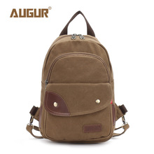 Mochila Escolar School Bag Factory Direct Sales Vintage Bag Dual Purpose Chest Men's Spot Wholesale Double Shoulder Backpack
