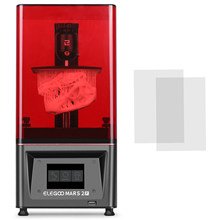 Elegoo mars 2 pro impressora 3d mono sla impressora 3d uv fotocura lcd impressora 3d 2k monocromático lcd impressora 3d