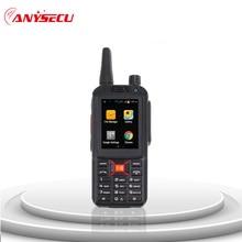 3 3gのandroidスマートフォンF22 プラスpocネットワーク電話ラジオインターホン頑丈なzelloリアルptt F22 プラストランシーバー双方向ラジオ