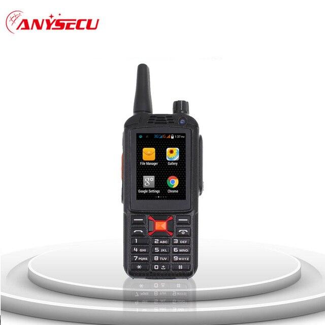 3G Android смартфон F22 Plus Poc, сетевой телефон, радио, прочное переговорное устройство Zello, реальное PTT F22 Plus, рация, двухстороннее радио