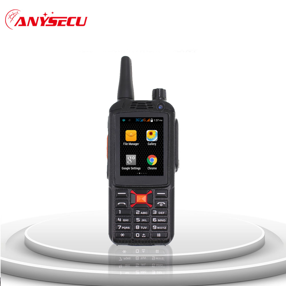 3G Android Smart Phone F22 Plus Poc Network Phone Radio Intercom Rugged Zello REAL PTT F22 Plus Walkie Talkie Two Way Radio