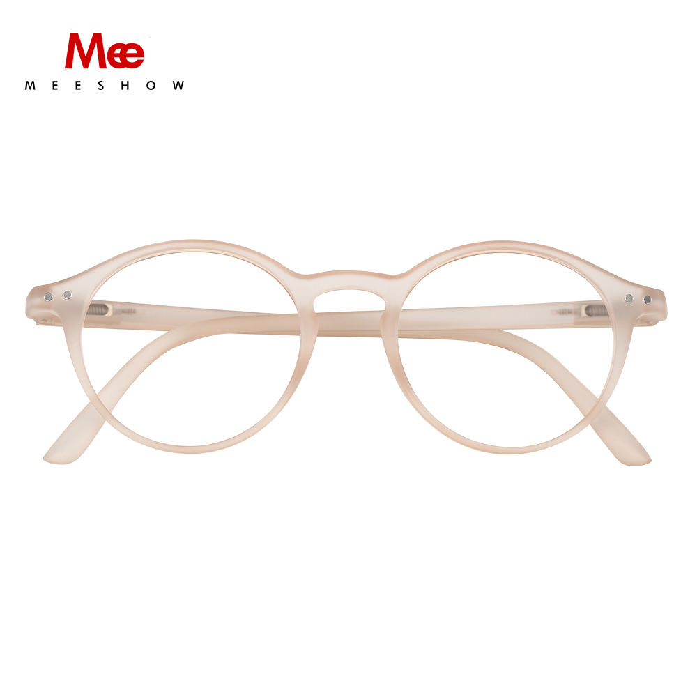 Closeout DealsûMeeshow Brand New Reading Glasses cat eye Transparent Fashion Eyeglasses Lesebrillen Europe Style Men Women Reading Glasses 1816