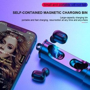 Image 2 - Горячая Распродажа, высокое качество, T1 Pro True HIFI Беспроводная BT 5,0 гарнитура, спортивные наушники, близнецы, стерео наушники