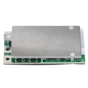 Image 4 - Lithium Battery Power Protection Board 10S 36V 37V 15A Li Ion Battery BMS PCB PCM