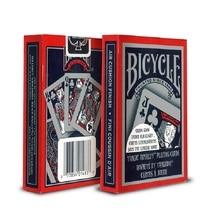 1pcs Bicycle Tragic Royalty Deck Magic Card Playing Card Poker Close Up Stage Magic Tricks for Professional Magician Free Ship недорого