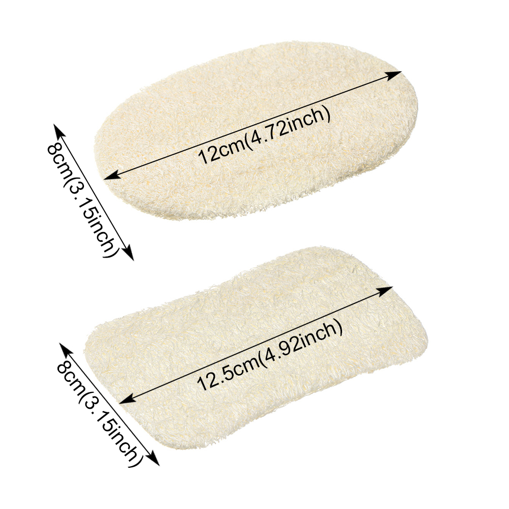Practical Natural Cleaning Sponge