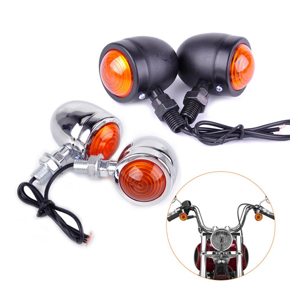 Motorrad Geändert Blinker Drehen Retro Geändert Universal Licht Motorrad Zubehör