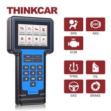 Thinkcar Thinkscan 601 OBD2 קוד קורא ECM/ABS/SRS רכב סורק שמן/TPMS/בלם/SAS איפוס אבחון כלי
