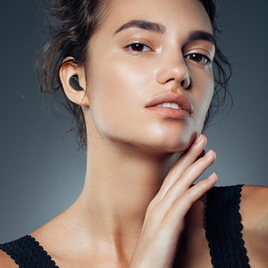 Image 5 - A7S TWS Bluetooth 5.0 אוזניות סטריאו אלחוטי אוזניות כפתור שליטה עמיד למים ספורט אוזניות עם טעינת תיבה