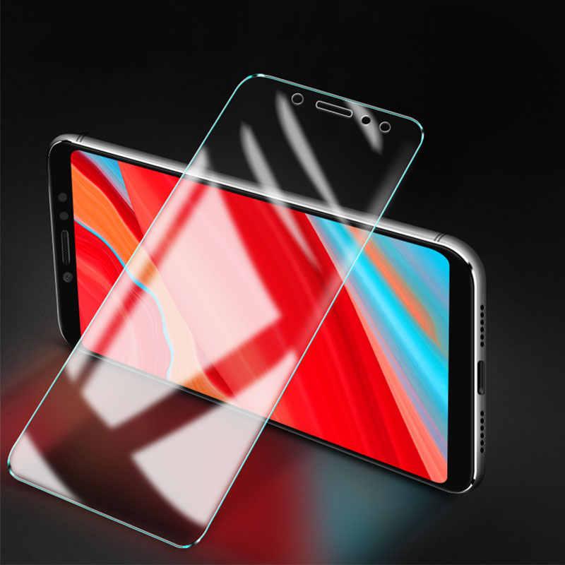 واقي للشاشة الزجاجي Wiko Y80 Y60 من Wiko View XL Prime Max GO W_C800 W_C860 W_P200 من الزجاج المقسى Wiko View 3 Pro lite 2 Pro