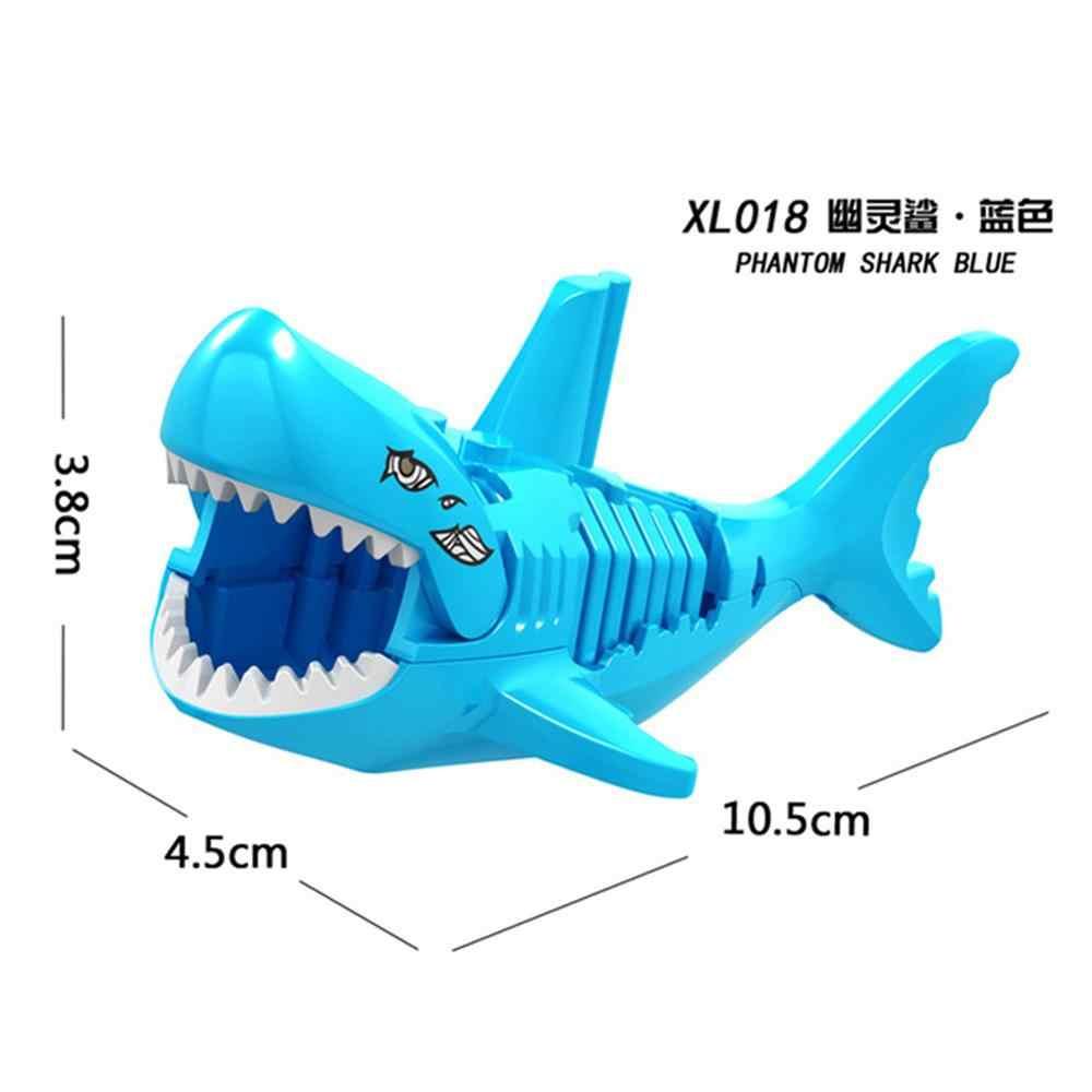 Playmobil w oryginalnym budynku bloki bajki serii kopciuszek syrenka księcia Shark intelektualny dzieci budynku zabawki z klocków