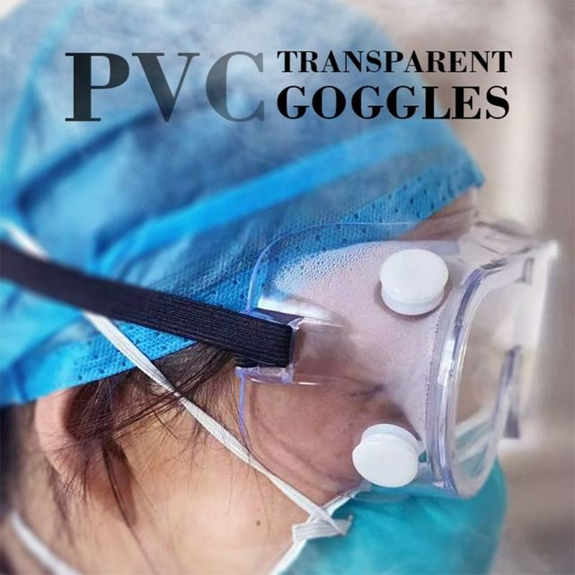 Multifunctional Splash Safety Goggles Anti-Dust Droplets Saliva Protection Anti-Fog Eye Cover Shield for Soldering Workplace Lab 5