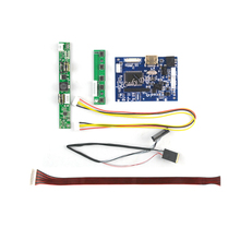 """HDMI LVDS LCD בקר לוח + תאורה אחורית מהפך + 30 סיכות כבל עבור Ipad 2 1024X768 9.7 """"LP097X02 SLQ1 SLQE SLN1 SLP1 LCD פנל"""