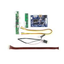 """HDMI LVDS płyta kontrolera LCD + podświetlenie falownik + 30 pinów kabel do ipada 2 1024X768 9.7 """"LP097X02 SLQ1 SLQE SLN1 SLP1 Panel LCD"""