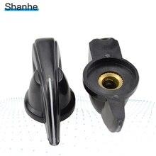 6mm Plastic Potentiometer knob Guitar amplifier Chicken Head Control Knob