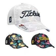 Golf-Hat Mark Sunscreen-Hat New The Print Men with Environmental-Protection Sun-Shading
