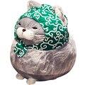 1 шт. 30 см/40 см милый кот плюшевая кукла, Имитация мягких плюшевых игрушек, домашний декор подарок кукла для детей девочки
