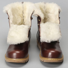 men winter snow boots(China)
