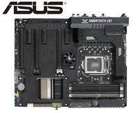 ASUS SABERTOOTH Z87 original motherboard for DDR3 LGA 1150 USB2.0 USB3.0 boards 32GB Z87 USED Desktop motherborad