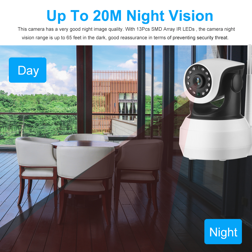 Image 4 - IP Camera Built in Battery Video Surveillance 3G 4G Sim Card 720P 960P 1080P HD Home Security Wireless WIFI Camera Infrared SD-in Surveillance Cameras from Security & Protection