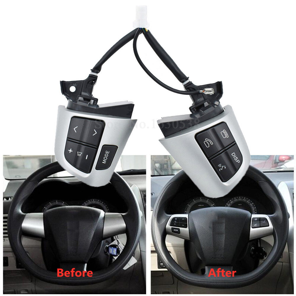 Кнопка управления звуком на руль 8425002230 для TOYOTA COR OLLA A * DE150 N * DE150 NR * E150 ZR * E15 ZZ * E150 2010-2013