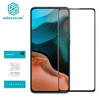 Voor Xiaomi Redmi K30 Pro 5G Glas Nillkin Xd Cp + Max Volledige Cover 3D Gehard Glas Screen Protector voor Xiaomi Poco F2 Pro Glas