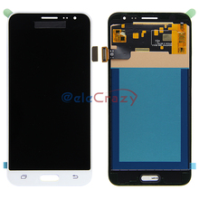 100%tested For SAMSUNG Galaxy J3 2016 J320 J320A J320F J320M LCD Display with Touch Screen Assembly цена 2017