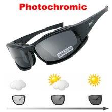 Tactical Polarized Sunglasses Anti-UV Anti-Glare Hiking Hunting Militar