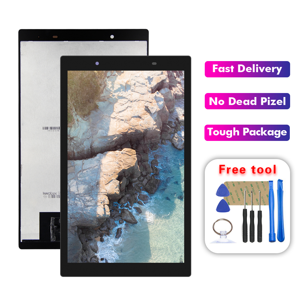 For Lenovo Tab 4 TB-8504X TB-8504 TB-8504P LCD Display Touch Screen Digitizer Assembly