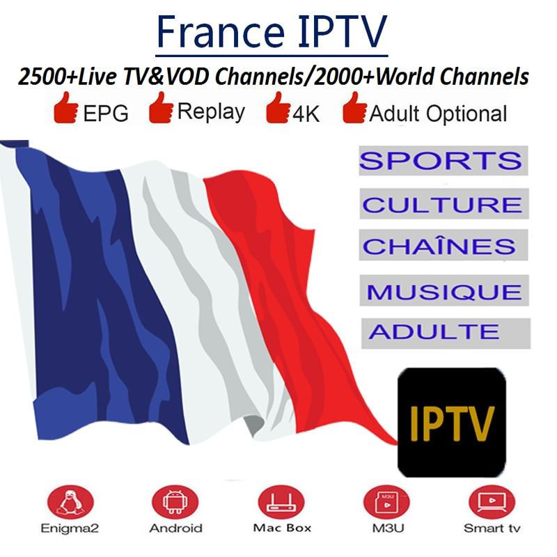 Europe France iptv M3U abonnement Android TV Box iptv français allemagne etats-unis pologne arabe iptv espagne Portugal sport adulte magiptv