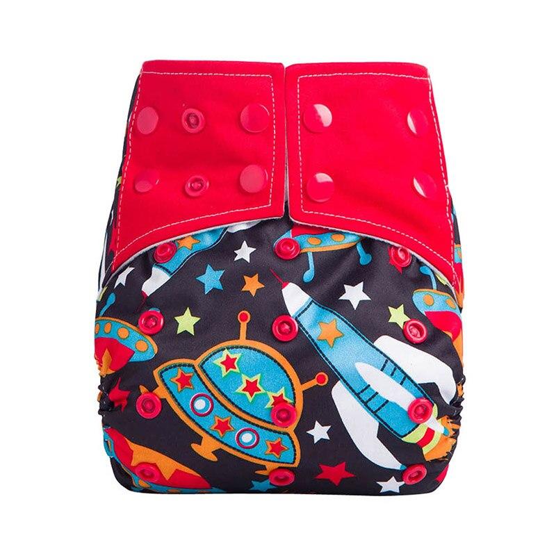 Aio Cloth Diaper One Size Aio Cloth Diapers Biodegradable Reusable Cotton Cheap Baby Diaper AO-R18