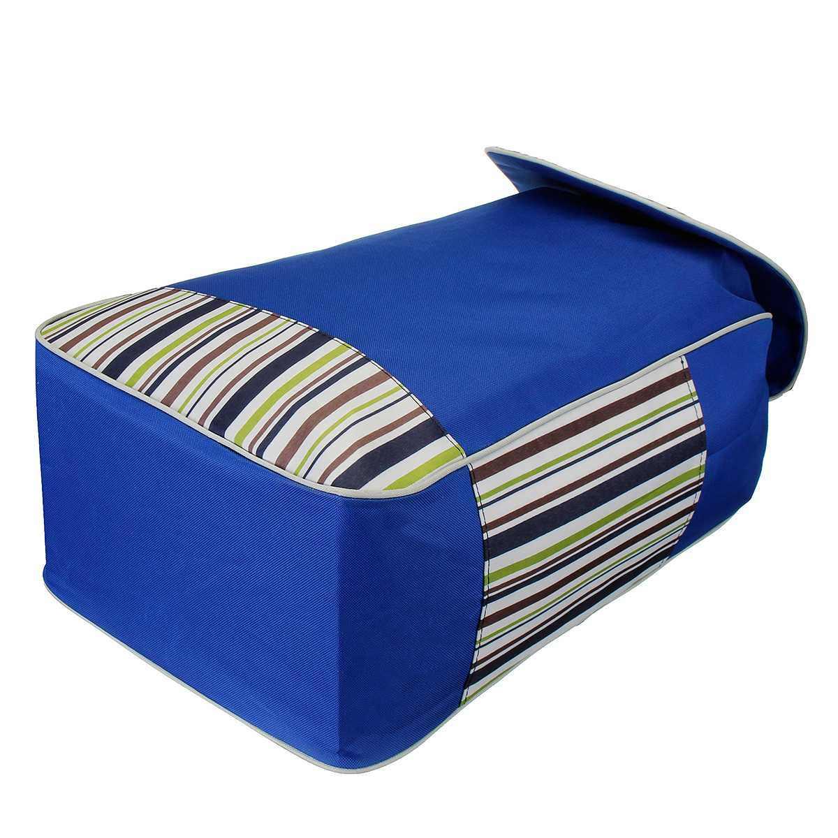 عربة تسوق قابلة للطي حقيبة حمل عربة عربات عربة حقيبة سلة الأمتعة المطر برهان سميكة قماش
